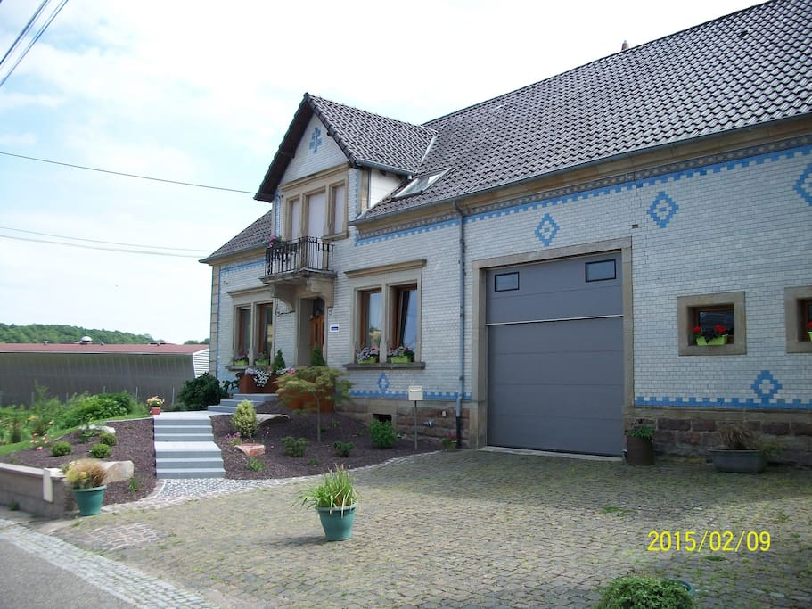 Chambres d 39 h tes ou appartement complet guest houses for Chambre d hote champagne ardennes