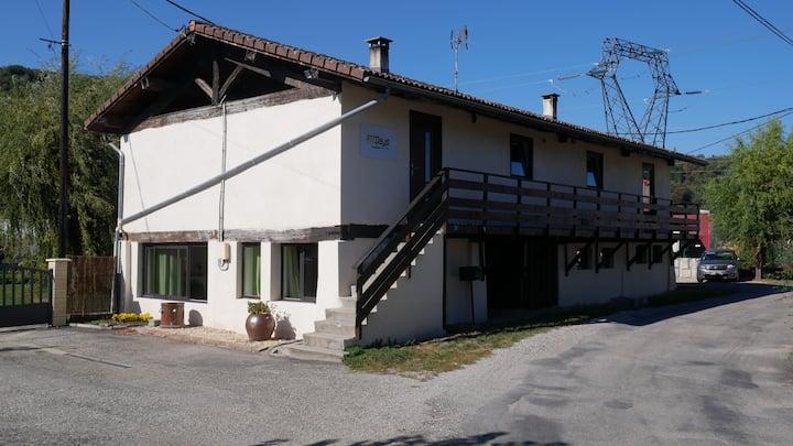 Le confort d'une vieille demeure