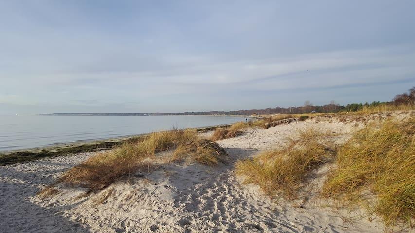 Strandnära boende i Skåne