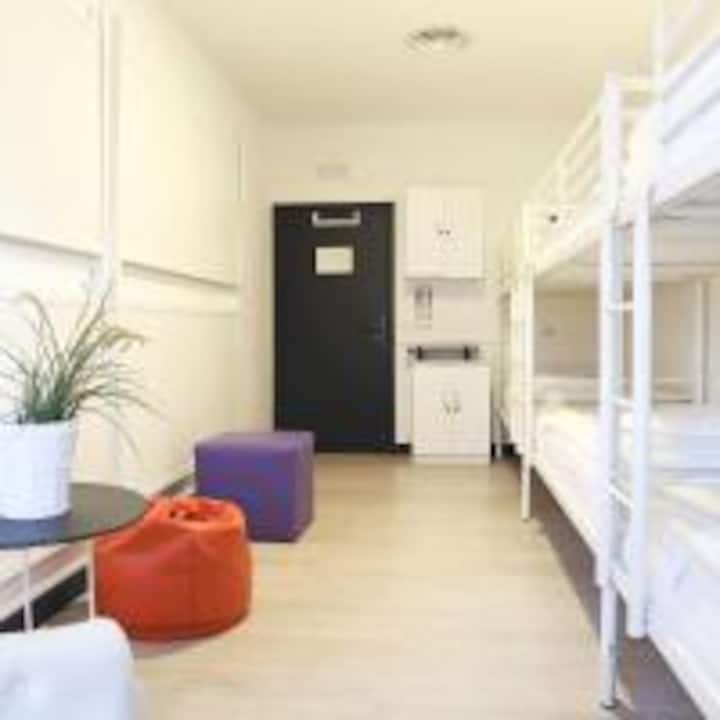 Shared 4 bed room female only (private bathroom)