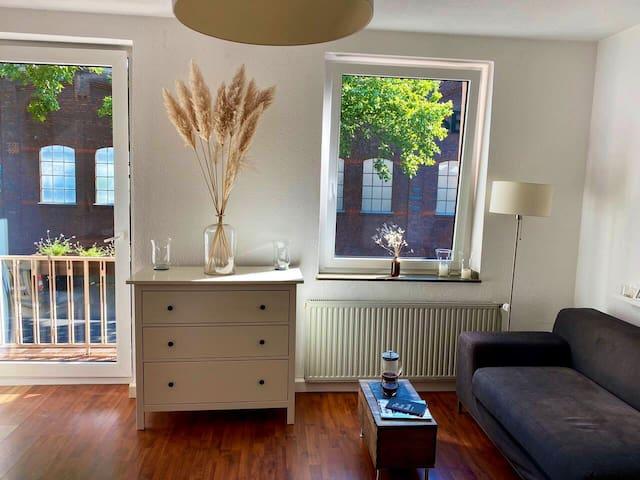 Cosy apartment | Central location - Flingern & WHU