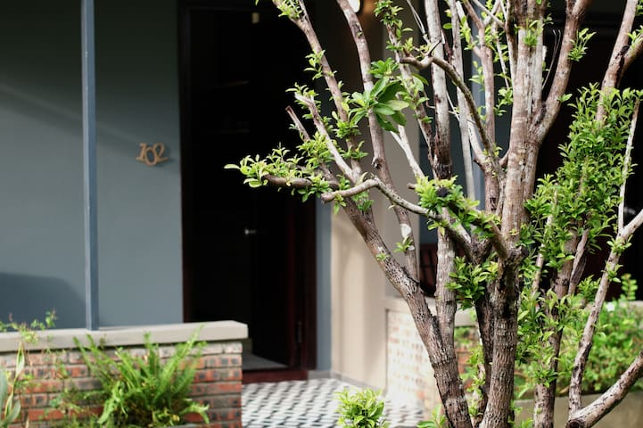 KAIA//Garden Front Studio ★Green Isle★CITY HEART☀