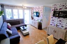 Apartman Leona 150m from  great beach:-)