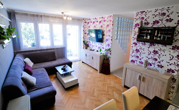 Apartman Leona 150m from  great beach:-)