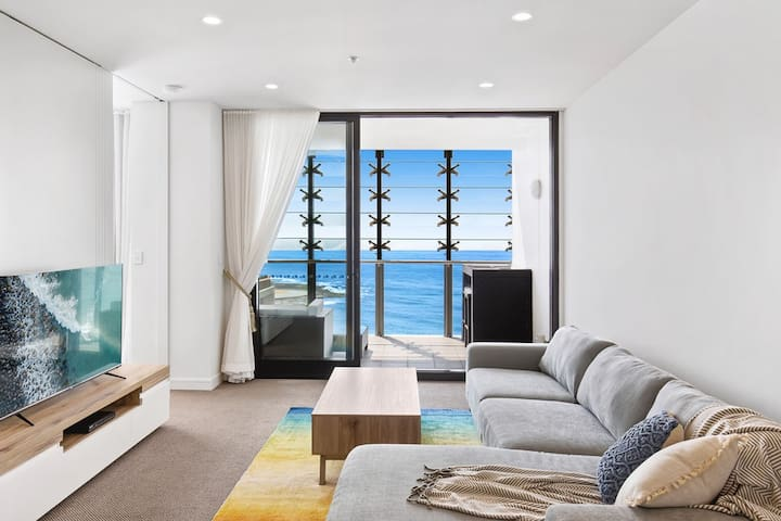 Exceptional Beach views - Luxury apartment