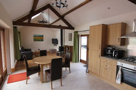 Old Hendre Farm Holiday Let - Monmouth - บ้าน