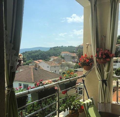 Квартира с большой панорамной террасой