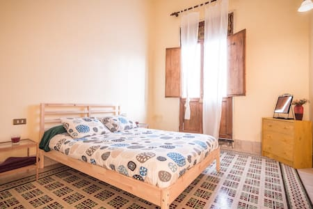 Double room forehead the beach - La Caleta de Interian - House