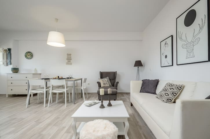 White Pearl  - 3 Bedroom Apartment