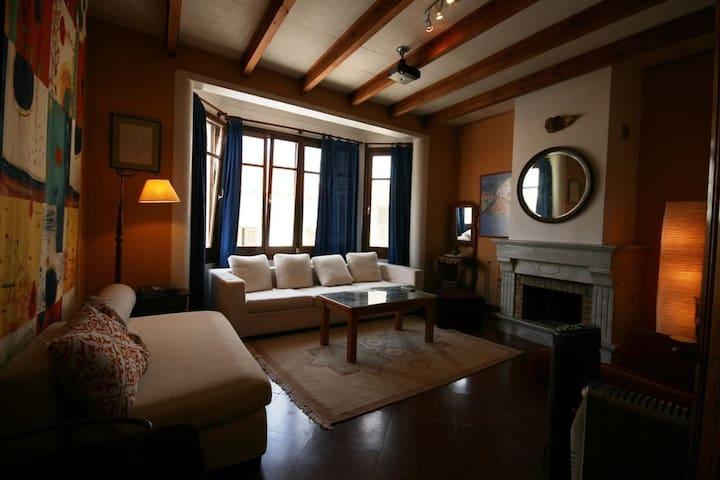 Habitación doble casco antiguo de ciudadela - Ciutadella de Menorca - Hus