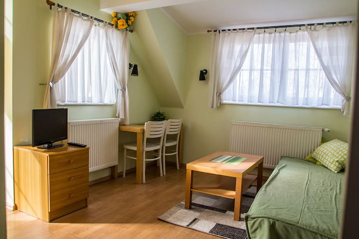 ANTRESOLA I - Private room - Gdańsk - บ้าน