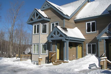 Ski in Ski out - Beautiful condo in fantastic location right on the trail