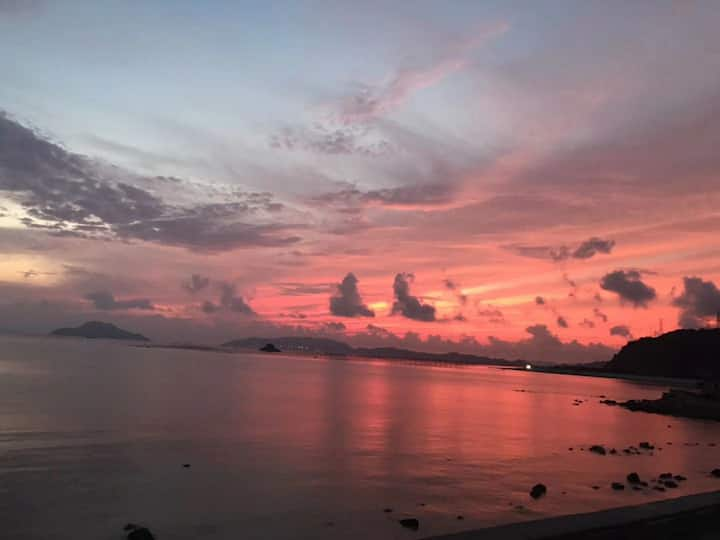 海景房.看日出.香里小筑