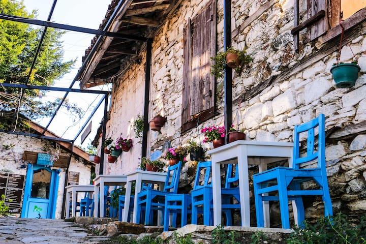 *NO GUEST SERVICE FEE* Luxurious Traditional Stone Villa - Zeus Suite