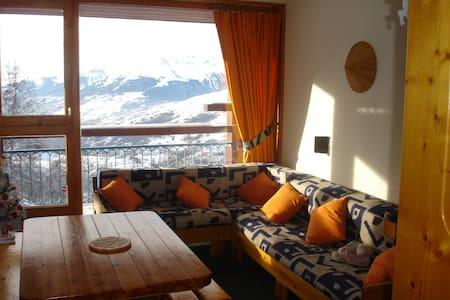 Les Arcs 1800 beau studio cabine Pierra Menta - Bourg-Saint-Maurice, Auvergne-Rhône-Alpes, FR