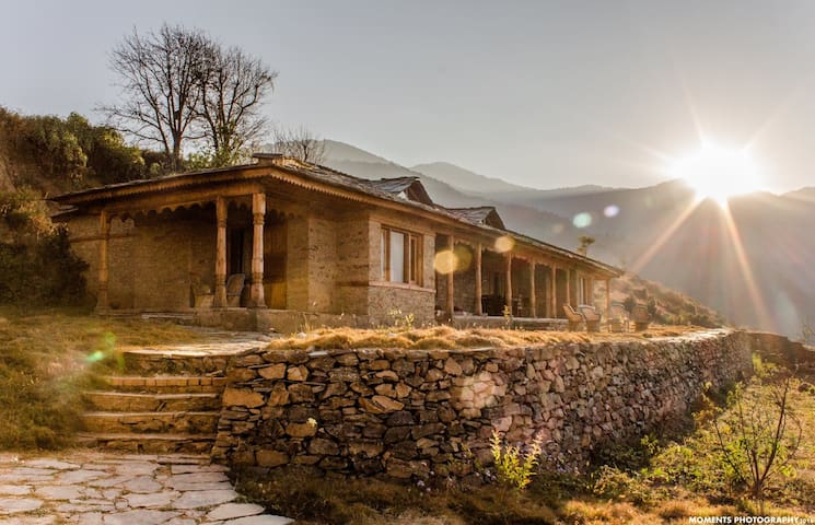 The Goat Village, Nag Tibba Double Occupancy - 4