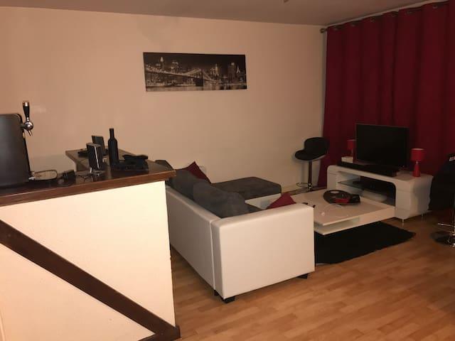 Appartement 2 pièces - Mâcon - Leilighet