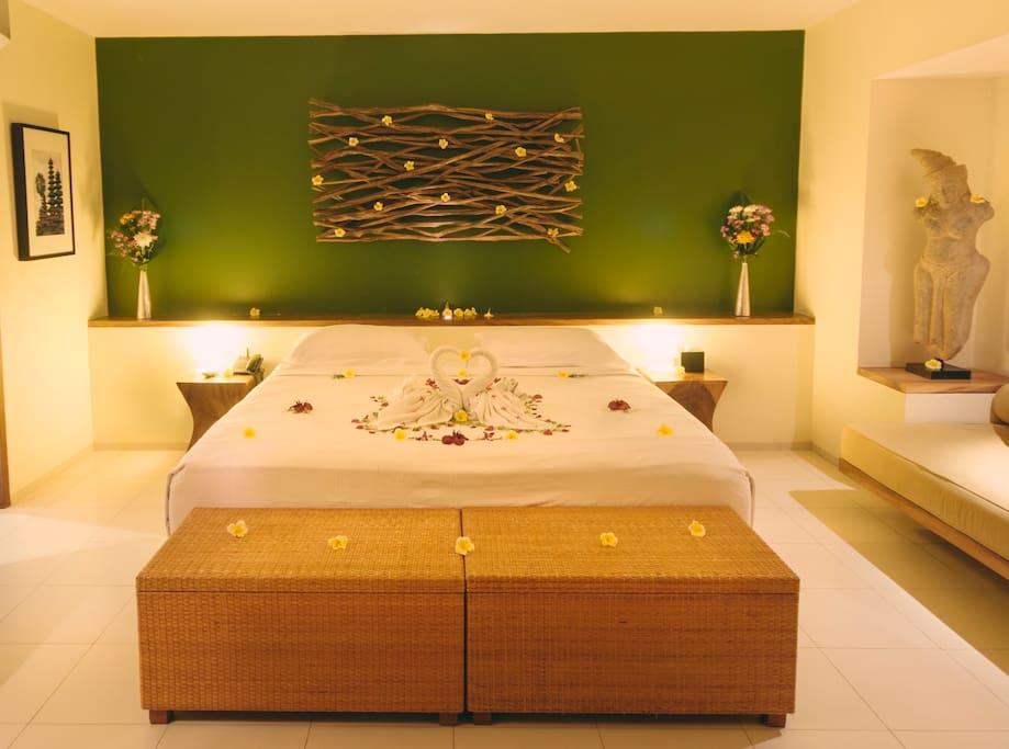 Legong bedroom