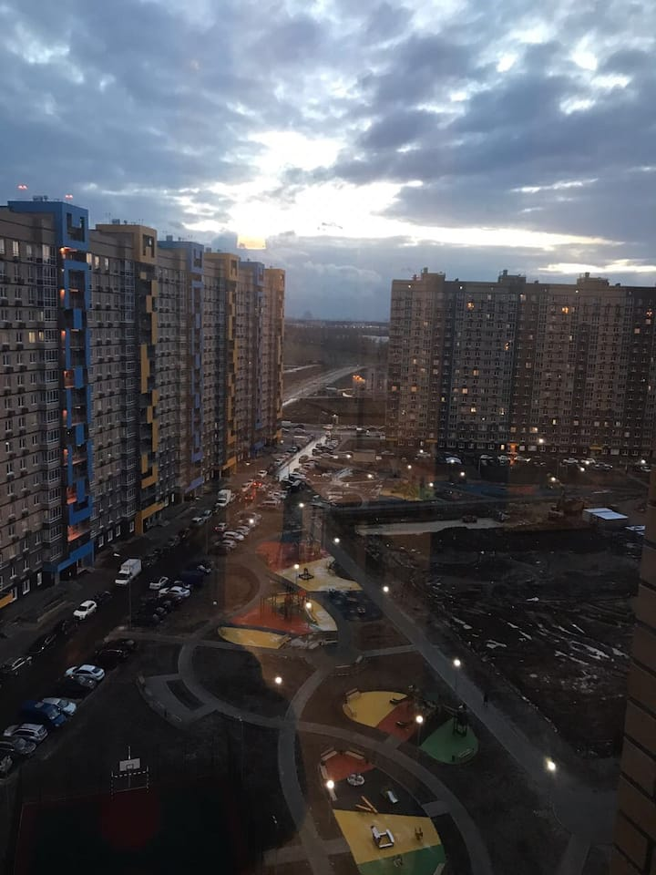 Квартира  в новом доме рядом аэропорт Домодедово