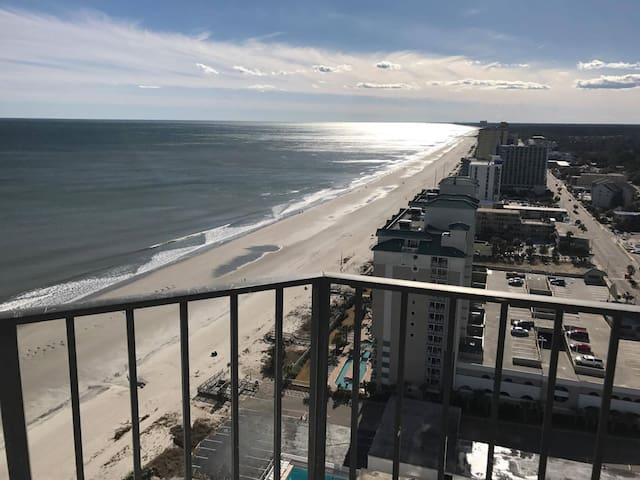 2 Bedroom/2 Bath Penthouse! - Myrtle Beach - Appartement en résidence