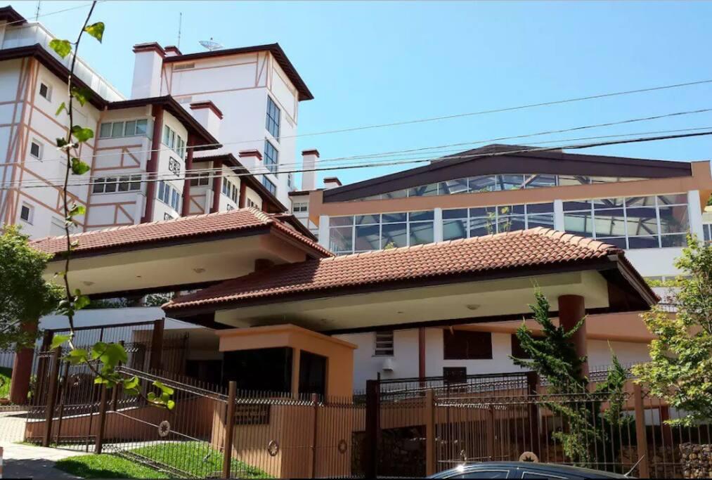 Condomínio Resort de alto padrão.