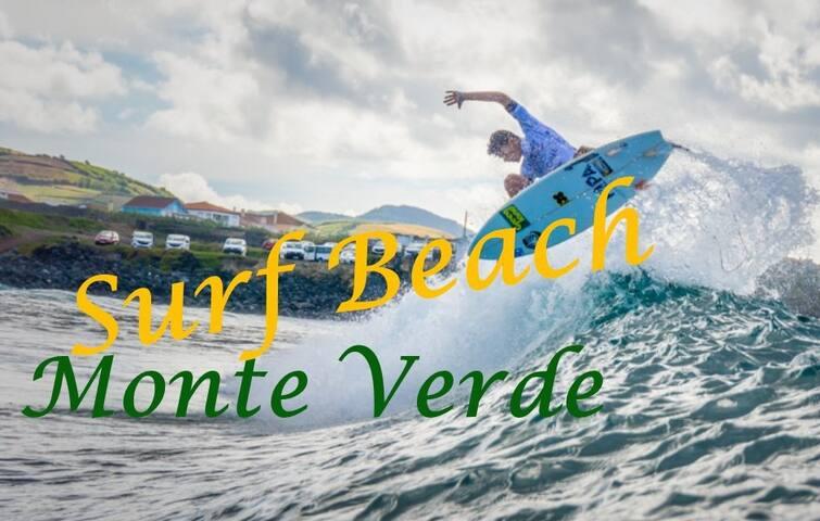 Monte Verde Surf Beach