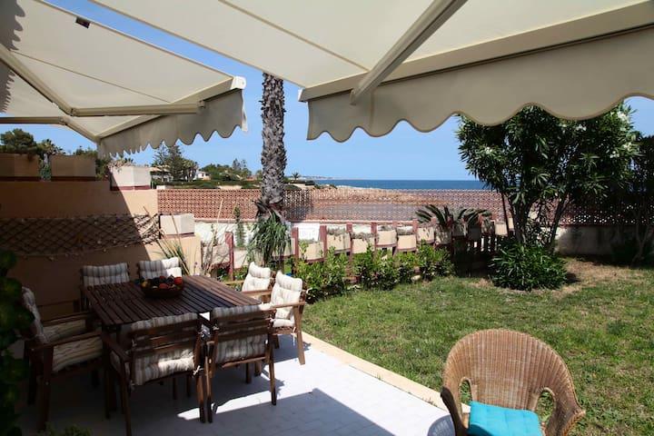 Villa on the sea Ognina of Syracuse 2 - Ognina