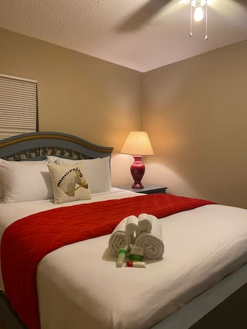 Private room near downtown Orlando and attractions