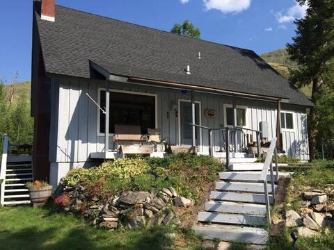 Montana Creekside Home