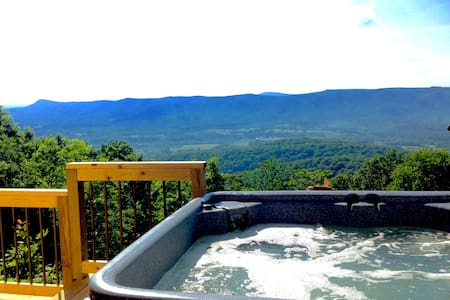 Cute&Cozy w/Hot Tub &Amazing Views*Mountain Music*