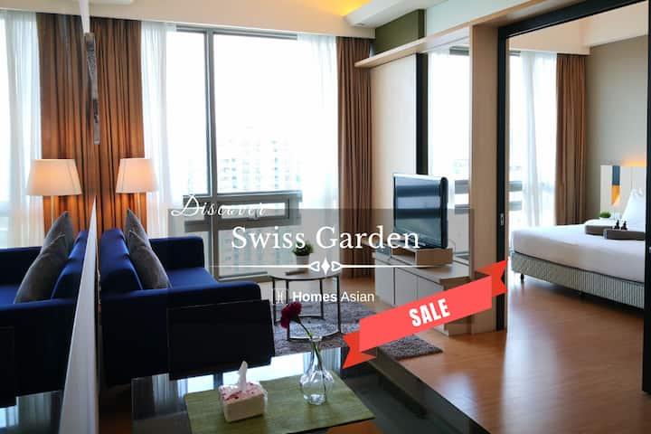 S202 One Bedroom Deluxe Suite KLCC, Bukit Bintang