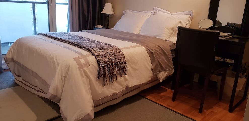 Clean, central location, extended stay discounted