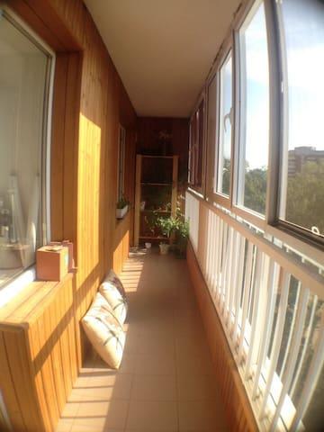 Уютная квартира в пешей доступности от метро - Yekaterinburg - Apartment