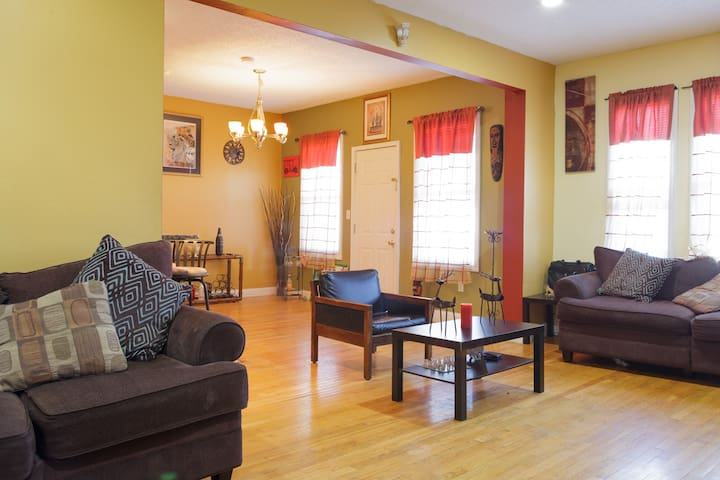 Nice apartment with open floor plan - Boston - Apartamento