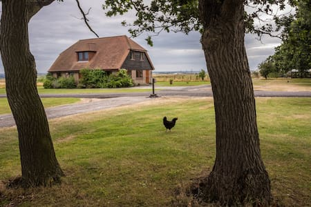Kingshill Cottage @ Elmley Nature Reserve - Elmley