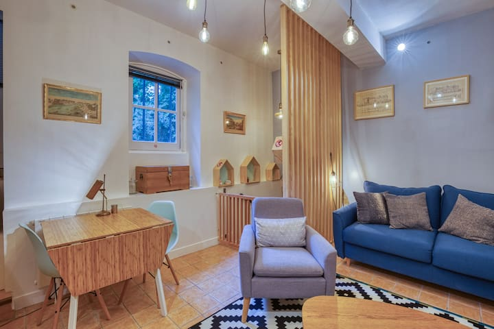 Lovely apartment in the heart of the Marais