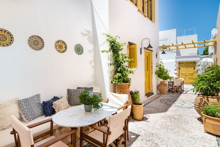 """Villa il Vecchio Cortile """"bouganville"""""""