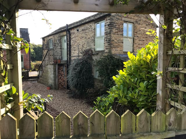 Luxury cosy barn Sheffield and Peak District