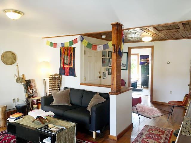 Cozy Apartment -Saratoga Springs