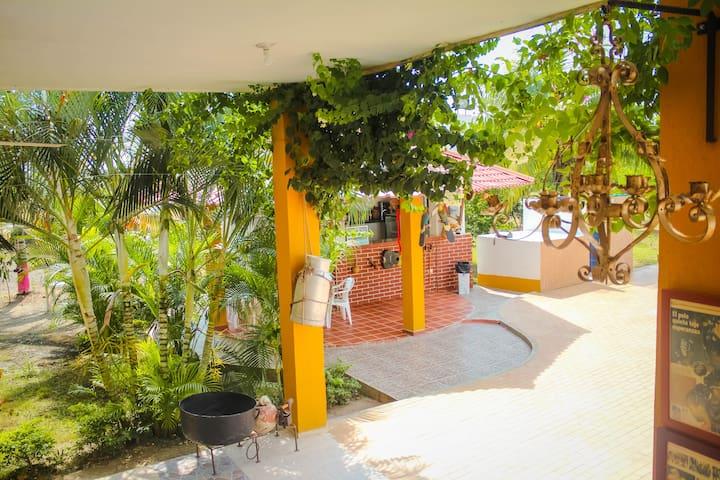 Hotel - Granja San Basilio de Palenque