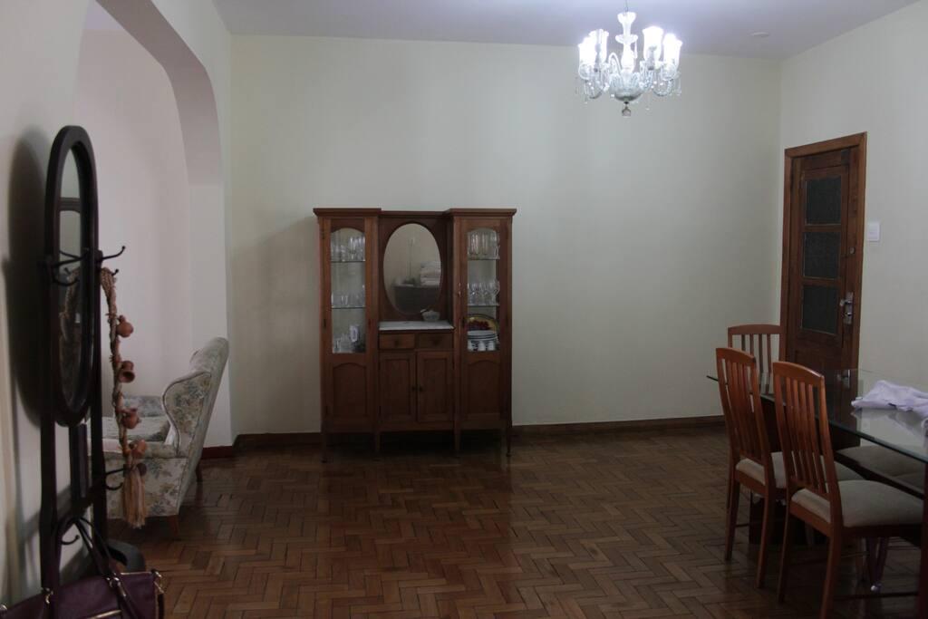 Sala de Estar / Entrada