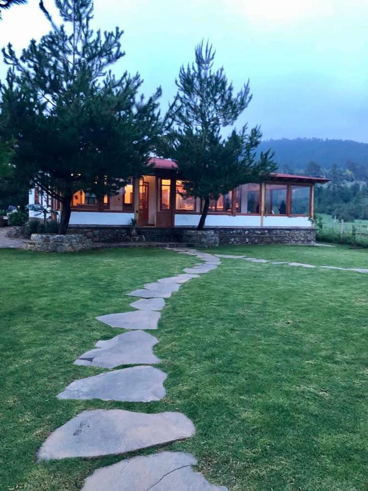 EL ENCANTO. Cabaña entre Montañas Tapalpa