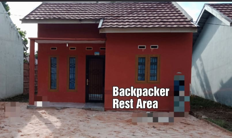 Backpacker Rest Area