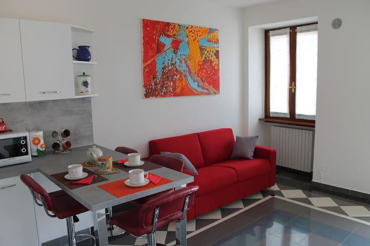Fulvio's quiet corner in Lonato - Lago di Garda - Sedena - Lejlighed