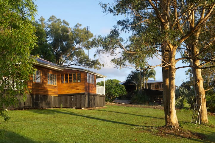Cute Little House  Noosa Hinterland - Pinbarren - Casa