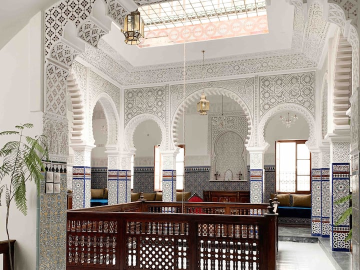 Riad Tetuanía, Habitación Malika