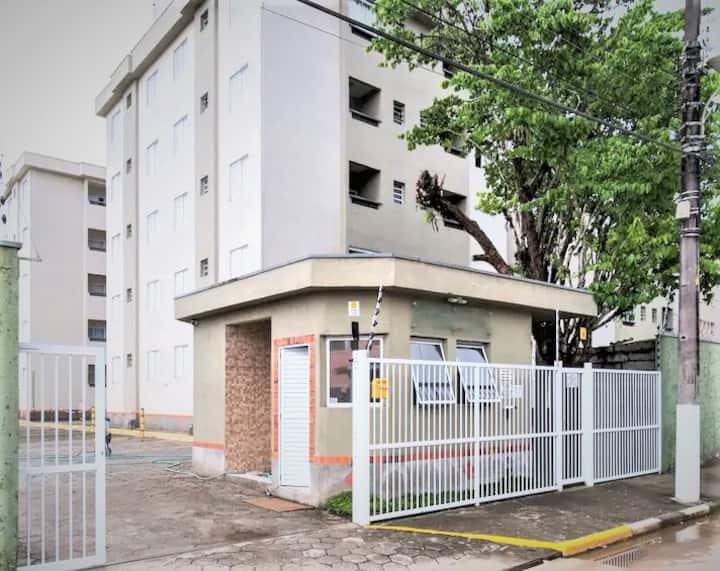 Apartamento em UBATUBA, apenas 400M da praia!