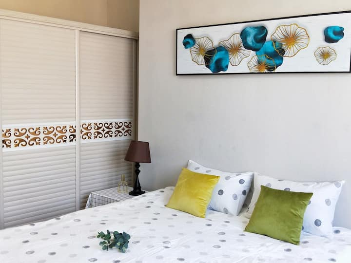 暮容居 地暖 清新 精致 一居室公寓