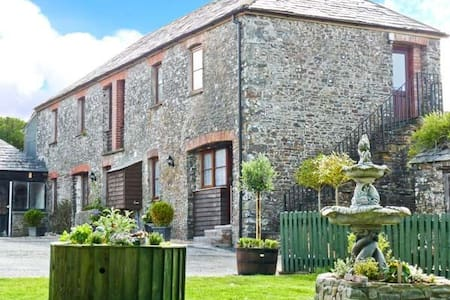 BRAMBLE COTTAGE @ Fosfelle Country Cottages - Apartemen