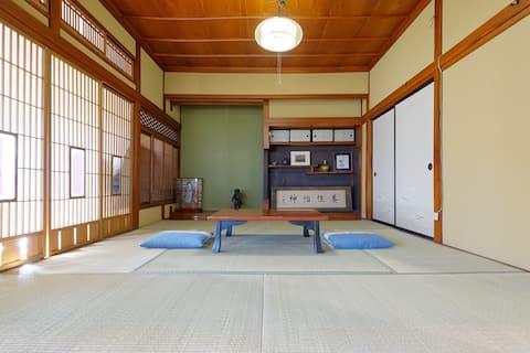 AI/藍 Kusatsu traditional Japanese style house